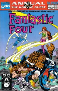 Fantastic Four Annual #24 (1991)