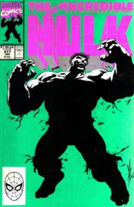 The Incredible Hulk #377 (1991)