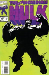 The Incredible Hulk #377 (1991)