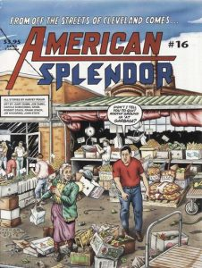 American Splendor #16 (1991)