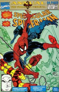 The Spectacular Spider-Man Annual #11 (1991)