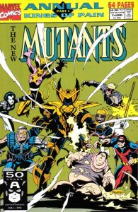 The New Mutants Annual #7 (1991)