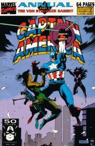 Captain America Annual #10 (1991)