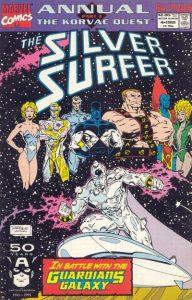 Silver Surfer Annual #4 (1991)