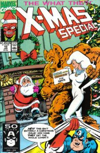 What The--?! #10 (1991)