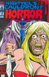 Nightveil's Cauldron of Horror #3 (1991)