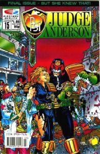 Psi-Judge Anderson #15 (1991)