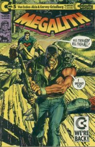 Megalith #5 (1991)
