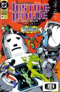 Justice League America #48 (1991)