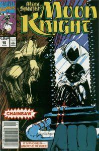 Marc Spector: Moon Knight #22 (1991)