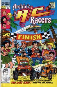 Archie's R/C Racers #10 (1991)