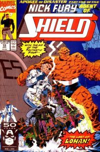 Nick Fury, Agent of S.H.I.E.L.D. #19 (1991)