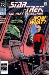 Star Trek: The Next Generation #17 (1991)