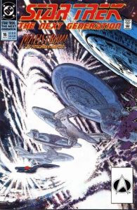 Star Trek: The Next Generation #16 (1991)