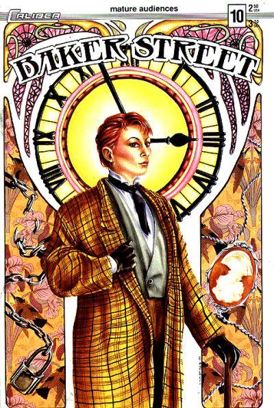 Baker Street #10 (1991)
