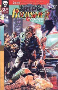 R.I.P. Comics Module #7 (1991)
