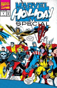 Marvel Holiday Special #1 (1991)