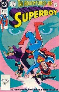 Superboy #15 (1991)