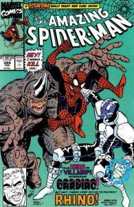Amazing Spider-Man #344 (1991)