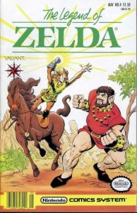 The Legend of Zelda #2 (1991)