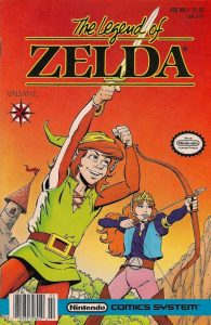 The Legend of Zelda #1 (1991)