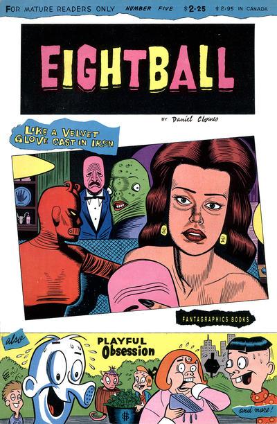 Eightball #5 (1991)