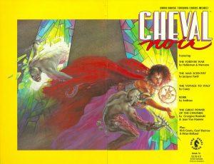Cheval Noir #16 (1991)