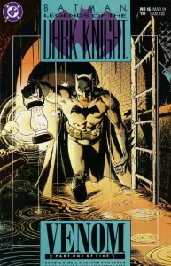 Batman: Legends of the Dark Knight #16 (1991)