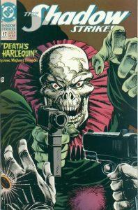 The Shadow Strikes! #17 (1991)