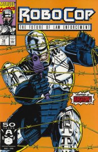RoboCop #12 (1991)