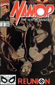 Namor, the Sub-Mariner #11 (1991)