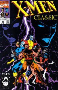 X-Men Classic #56 (1991)