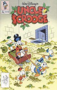 Walt Disney's Uncle Scrooge #251 (1991)