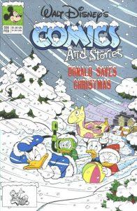 Walt Disney's Comics and Stories #556 (1991)