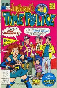 Jughead's Time Police #6 (1991)