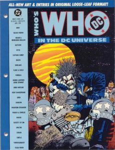 Who's Who in the DC Universe #8 (1991)