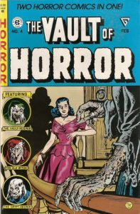 The Vault of Horror #4 (1991)
