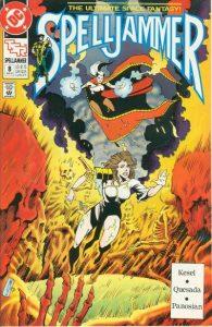 Spelljammer #8 (1991)
