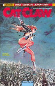 Cat Claw #4 (1991)