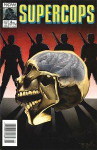 Supercops #4 (1991)