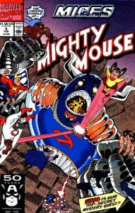 Mighty Mouse #5 (1991)
