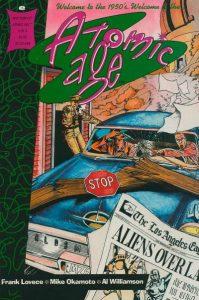 Atomic Age #4 (1991)