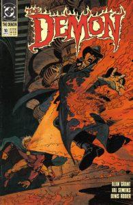The Demon #10 (1991)