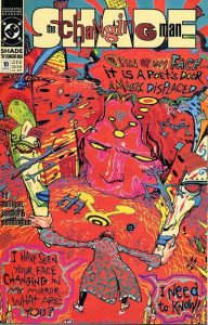 Shade, the Changing Man #10 (1991)