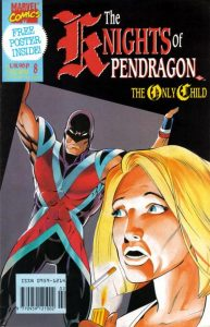 The Knights of Pendragon #8 (1991)