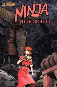 Ninja High School #23 (1991)