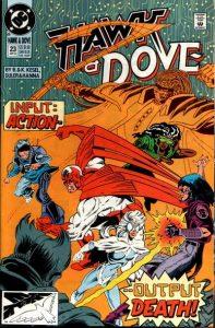 Hawk and Dove #23 (1991)