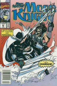 Marc Spector: Moon Knight #23 (1991)