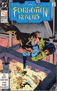 Forgotten Realms #20 (1991)