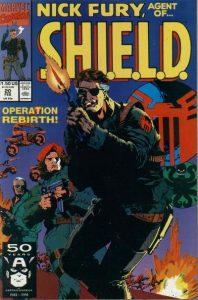 Nick Fury, Agent of S.H.I.E.L.D. #20 (1991)